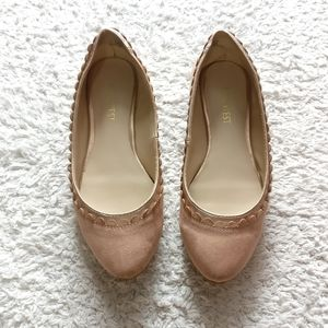 Nine West Zalenciao Pointed Toe Flats